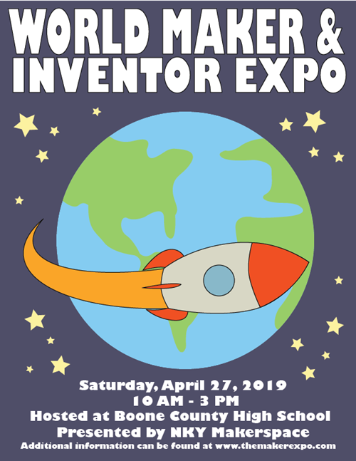 World Maker and Inventor Expo