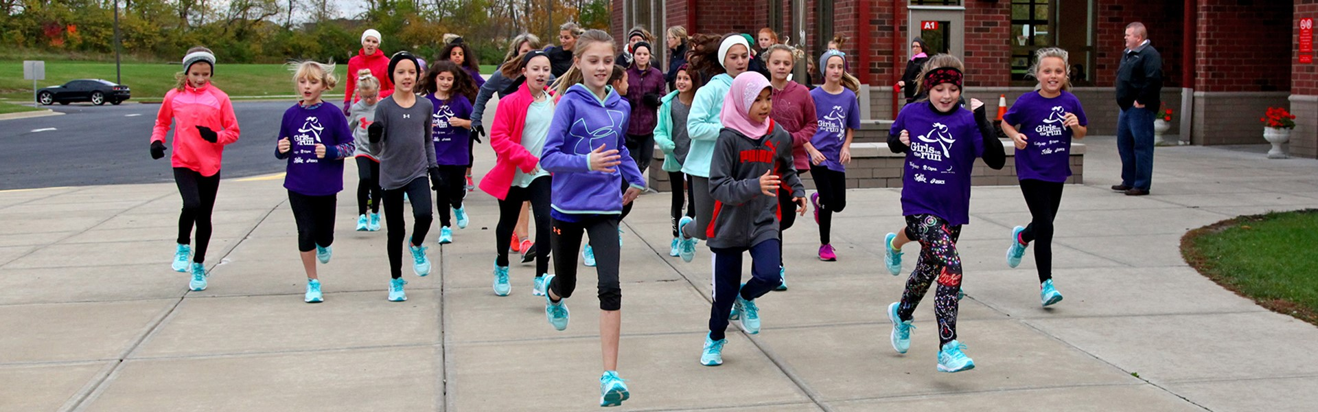 Girls on the Run 11/17