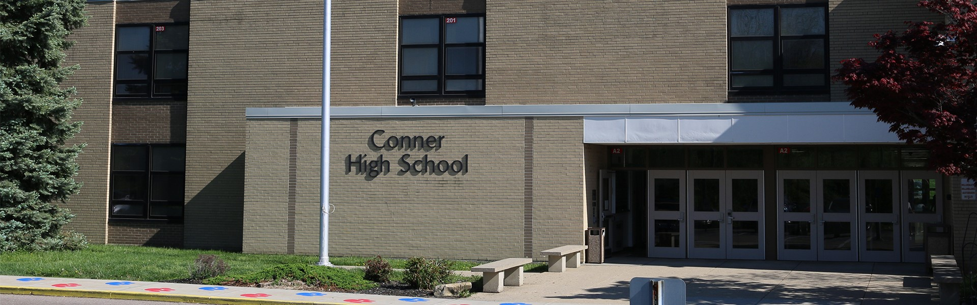 Home Conner High School - Hebron-ky-us-map