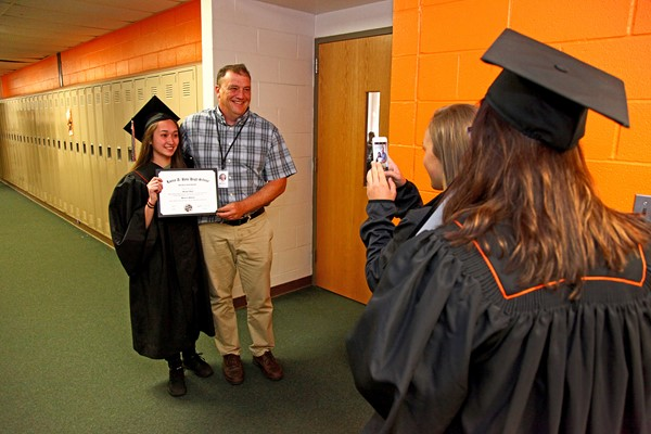 Ryle Honorary Diplomas