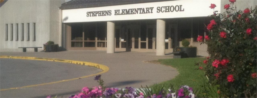 Home Stephens Elementary School