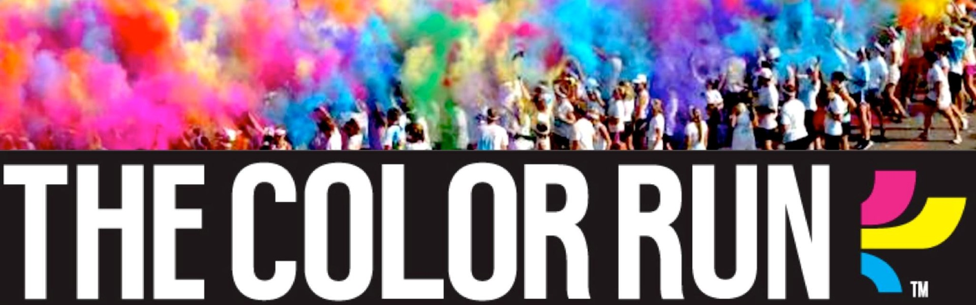 REGISTER FOR THE COLOR RUN