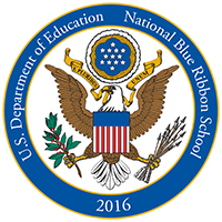 US Department of Education National BLue Ribbon School